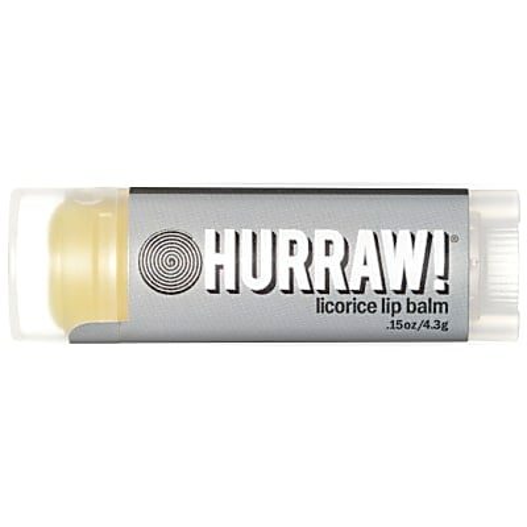 Hurraw Licorice - Lakritz Lippenbalsam