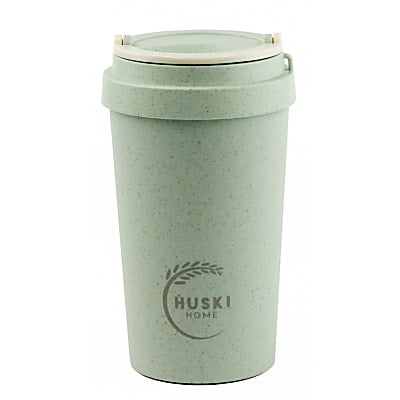 Huski Cup Duck Egg Blue - hellblau, 400ml