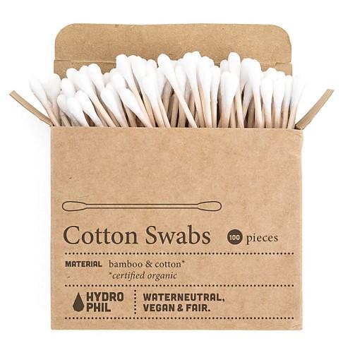 Hydrophil Cotton Swabs - Bio Wattestäbchen, Ohrstäbchen