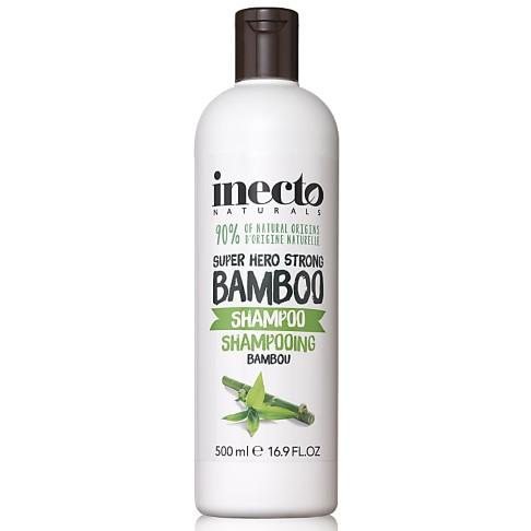 Inecto Naturals Bamboo Shampoo - Shampoo für geschädigtes Haar