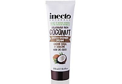 Inecto Pure Body Wash mit Kokosöl