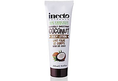 Inecto Pure Body Lotion mit Kokosöl