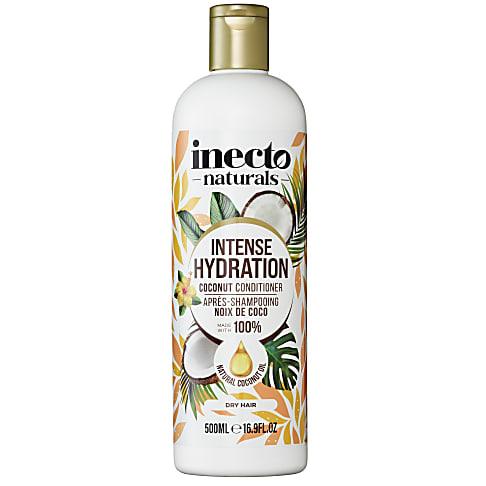 Inecto Pure Haarspülung mit Kokosöl