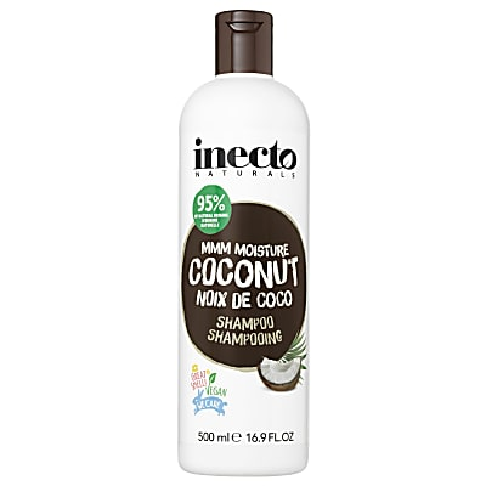 Inecto Pure Shampoo mit Kokosöl