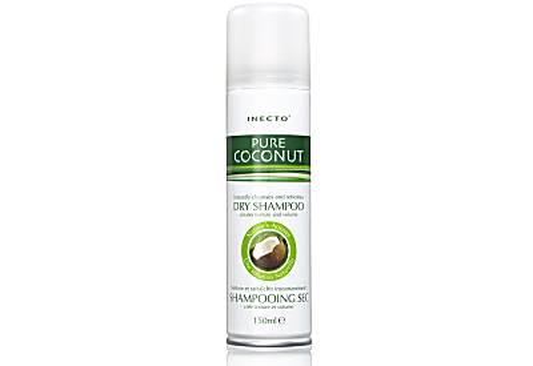 Inecto Pure Trocken-Shampoo mit Kokosöl