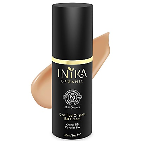 INIKA Certified Organic BB Cream - Beige