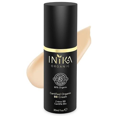 INIKA Certified Organic BB Cream - Cream