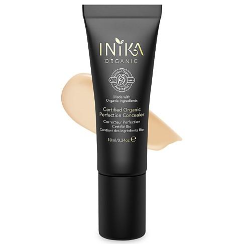 INIKA Certified Organic Perfection Concealer - Medium