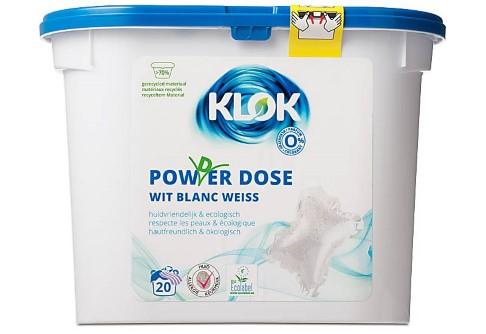 Klok Pow(d)er Dose Weiss