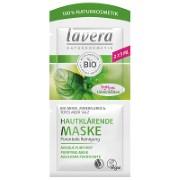 Lavera Hautklärende Maske Bio-Minze
