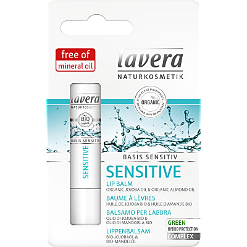 Lavera basis Sensitiv Lippenbalsam