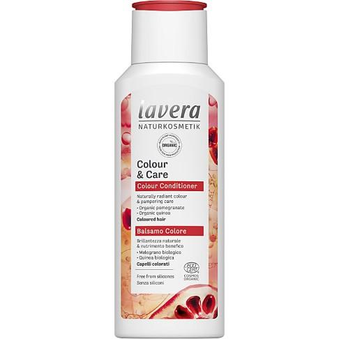 Lavera Farbschutz und Pflege Spülung - Bio Cranberry & Bio Avocado