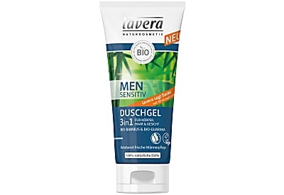 Lavera Men Sensitiv 2in1 Dusch-Shampoo