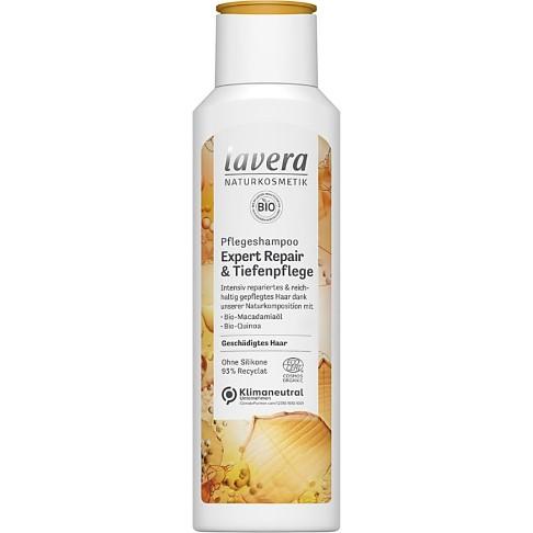 Lavera Hair TIEFENPFLEGE & REPARATUR 2in1 Shampoo & Spülung 250ml