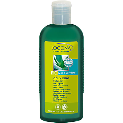 Logona daily care Bodylotion Bio-Aloe & Verveine