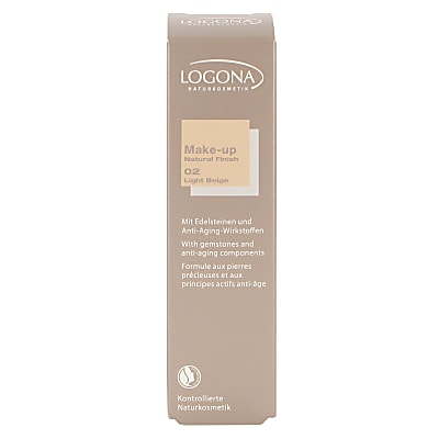 Logona Make-up Natural Finish