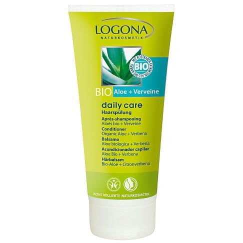 Logona daily care Haarspülung Bio-Aloe & Verveine