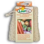 LoofCo Gemüseschrubber aus Luffa