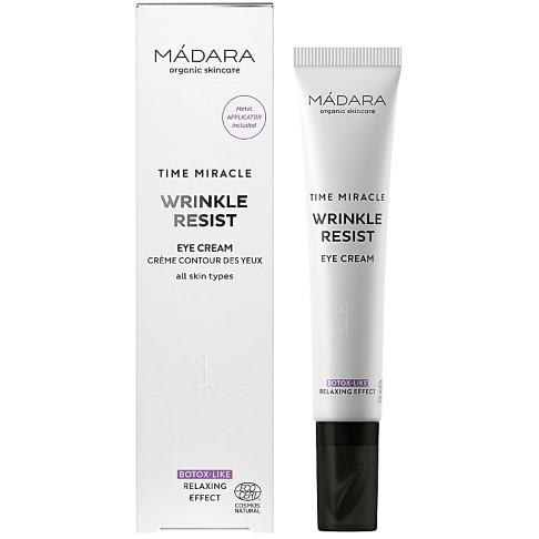 Madara Time Miracle Anti Aging Eye Cream - Augencreme Anti Falten