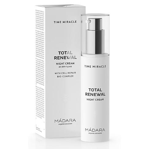 Madara Time Miracle Anti Aging Night Cream - Nachtcreme Anti Falten