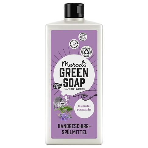 Marcel's Green Soap Spülmittel Lavendel & Rosmarin