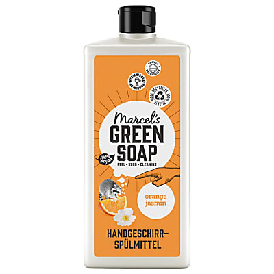 Marcel's Green Soap Spülmittel Orange & Jasmin