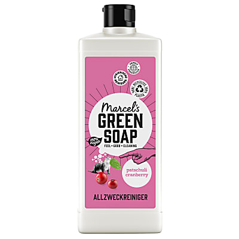 Marcel's Green Soap Allesreiniger Patchouli & Cranberry - Patschuli & Preiselbeeren