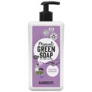 Marcel's Green Soap Handseife Lavender & Rosemary - Lavendel & Rosmarin 500 ml