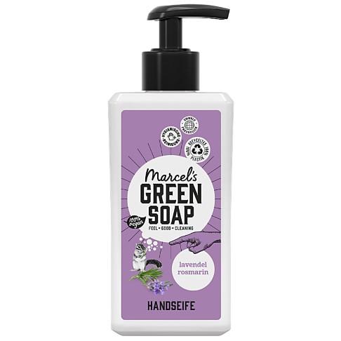 Marcel's Green Soap Handseife Lavender & Clove - Lavendel & Nelke