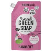 Marcel's Green Soap Handseife Patchouli & Cranberry - Patschuli & Preiselbeere 500ml