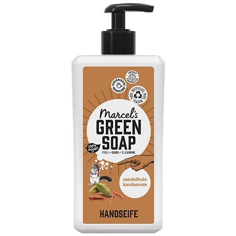 Marcel's Green Soap Handseife Sandelholz & Cardamom 500 ml