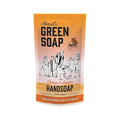 Marcel's Green Soap Handseife Orange & Jasmine - Orange & Jasmin 500ml