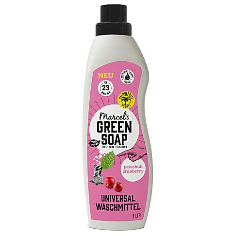 Marcel's Green Soap Flüssigwaschmittel Patchouli & Cranberry