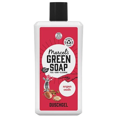 Marcel's Green Soap Duschgel Argan & Oudh