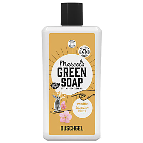 Marcel's Green Soap Duschgel Vanilla & Cherry Blossom 500ml
