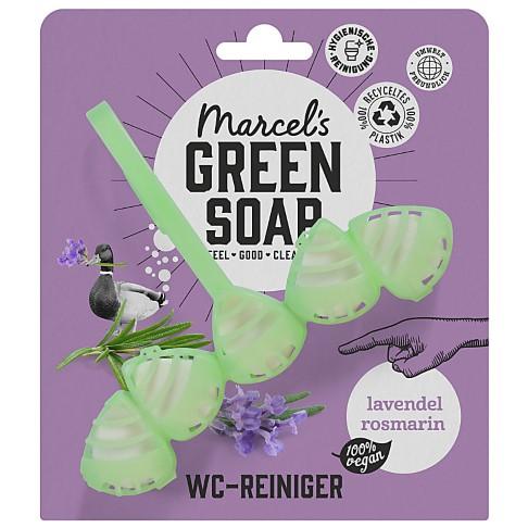 Marcel's Green Soap Toilet Block Lavender & Rosemary - Toilettenstein