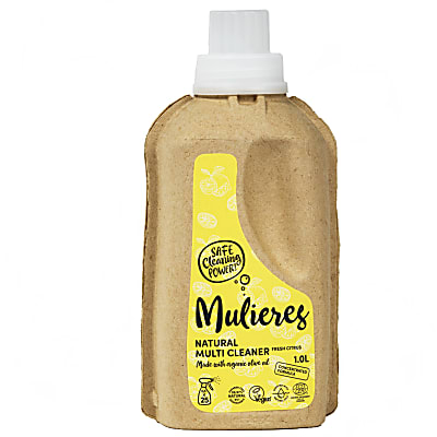 Mulieres Natural Multi Cleaner - Fresh Citrus Universalreiniger Konzentrat 1L