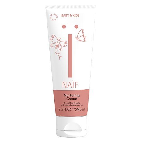 NAÏF Baby Nurturing Cream - nährende Baby Hautcreme