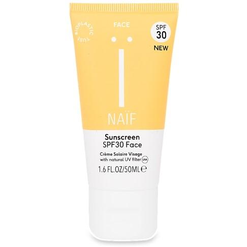 Naïf Sunscreen Face - Sonnenschutzcreme fürs Gesicht LSF30