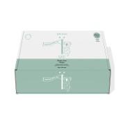 NAÏF Plastikfreie Feuchttücher Box (8x54)