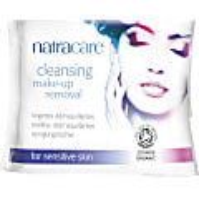 Natracare Organic Make-Up Reinigungstücher