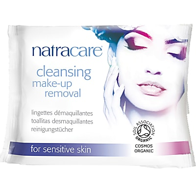 Natracare Organic Make-Up Reinigungstücher