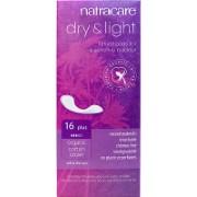 Natracare Dry & Light Incontinence pads Plus - Einlagen bei Blasenschwäche