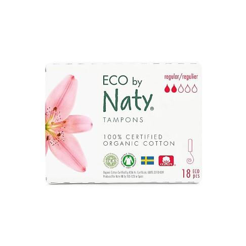 Eco by Naty Tampons - Regular