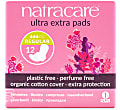 Natracare Ultra Extra Pads (Normal, Long & Super) - Damenbinden