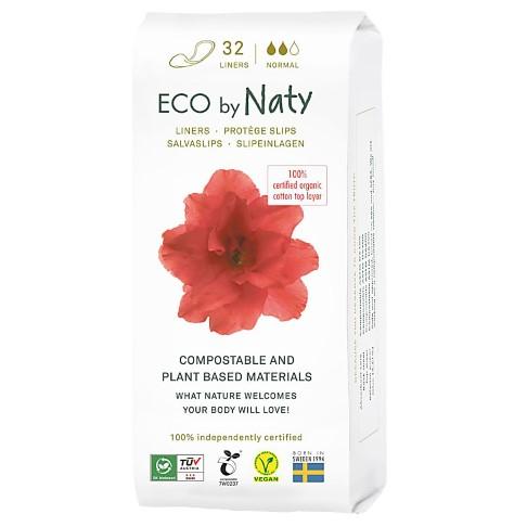 Naty Eco Slipeinlagen - Normal