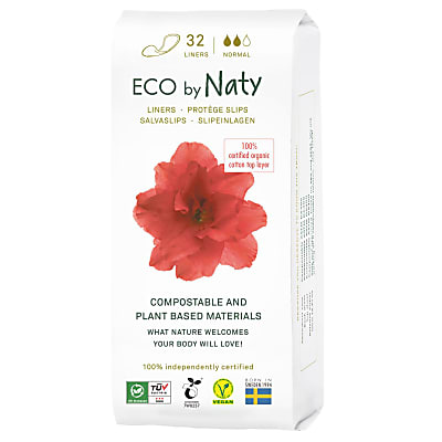 Eco by Naty Slipeinlagen - Normal