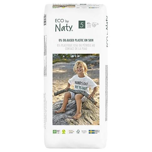 Naty by Nature Babypflege Windeln: Größe 5 - Vorteilspack