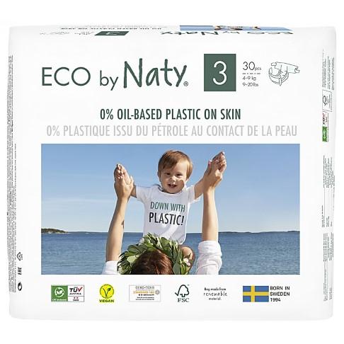 Naty by Nature Babypflege Windeln: Größe 3
