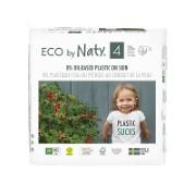 Eco by Naty Babypflege Windeln: Größe 4